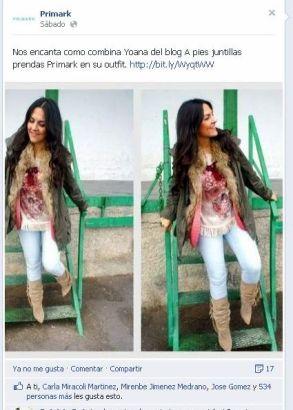 Outfit de Primark