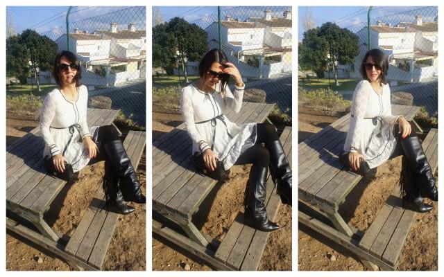 Vestido encaje-001 apiesjuntillas.com