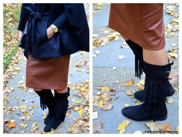 07-Post capa y falda cuero