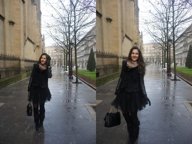 01-Falda de tul